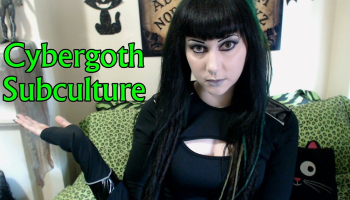 Why Cybergoth Refuses To Die ?