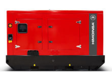 Portable Diesel Genset On Rent