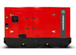 Portable Diesel Genset On Rent