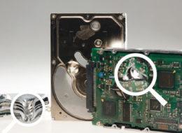 hard drive punching – general information